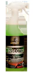 Limpiador de insectos